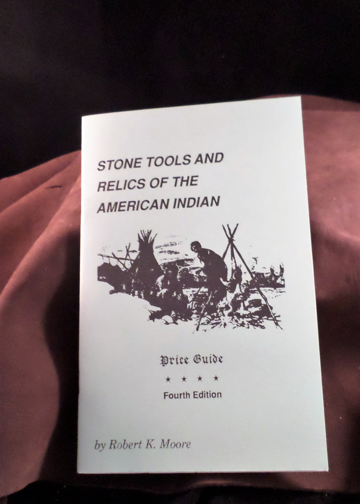 Stone Tools and Relics of the American Indian