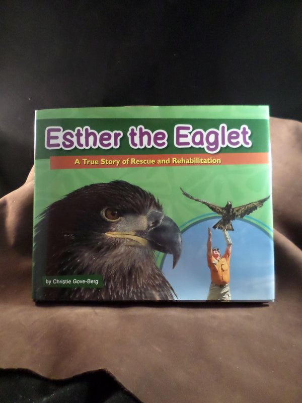 """Esther the Eaglet"""