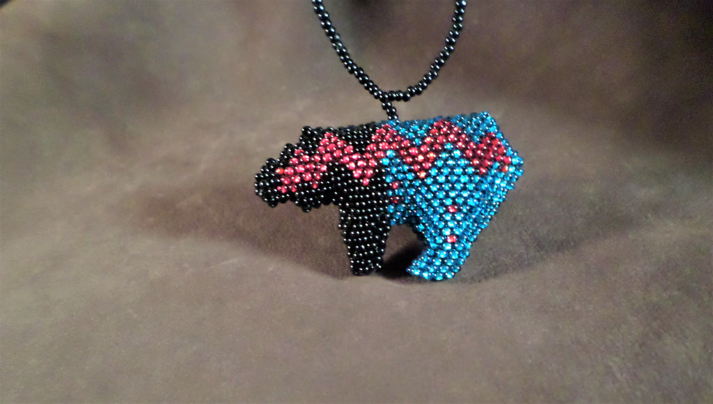 Beaded Animal Ornaments