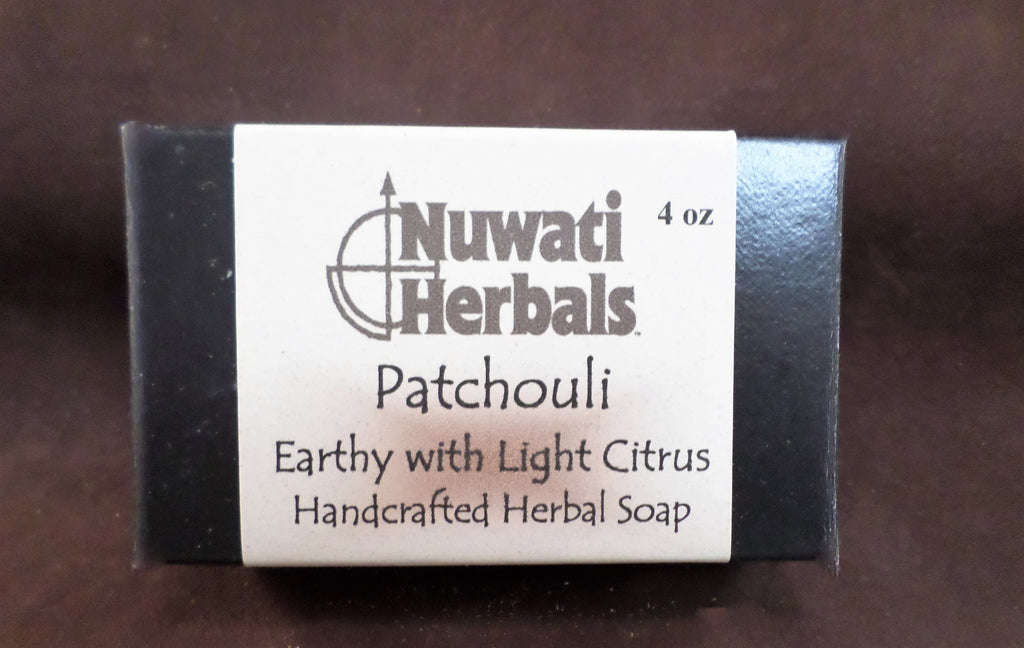 Patchouli Herbal Soup
