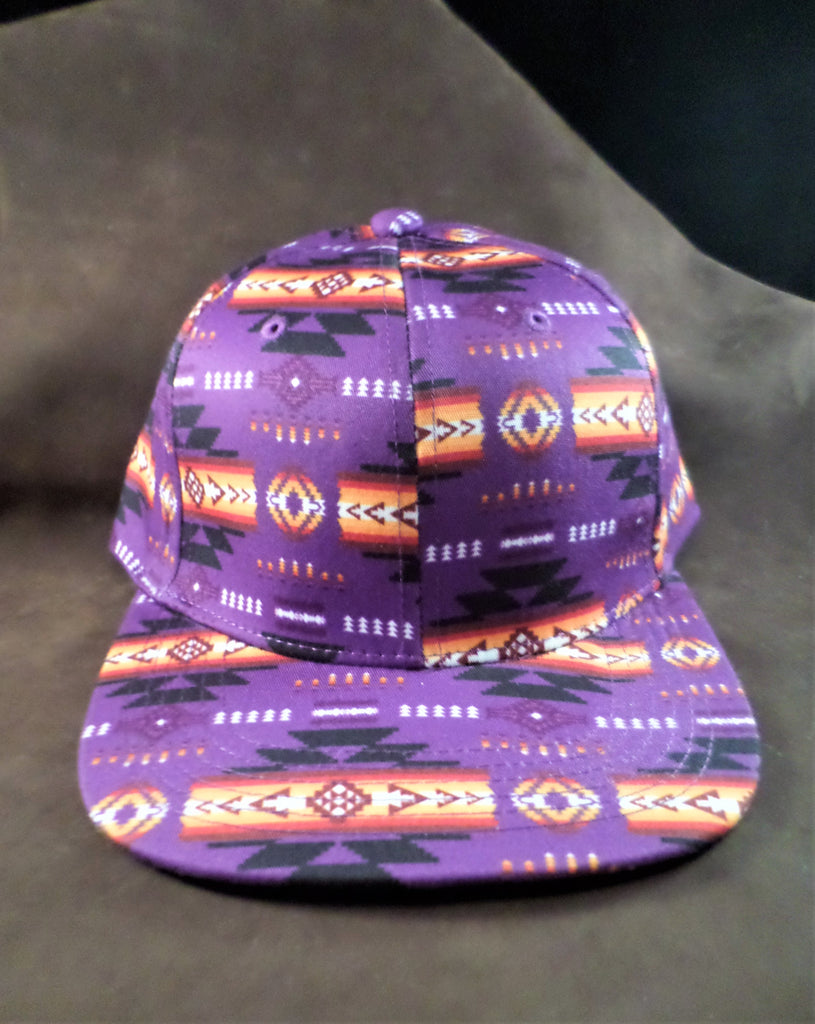 Native Print Hat