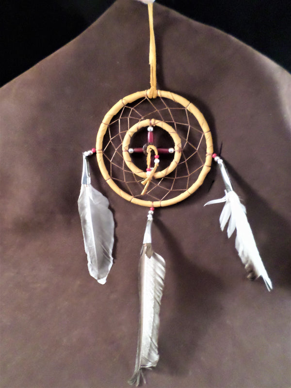 "4"" Combination Dreamcatcher"