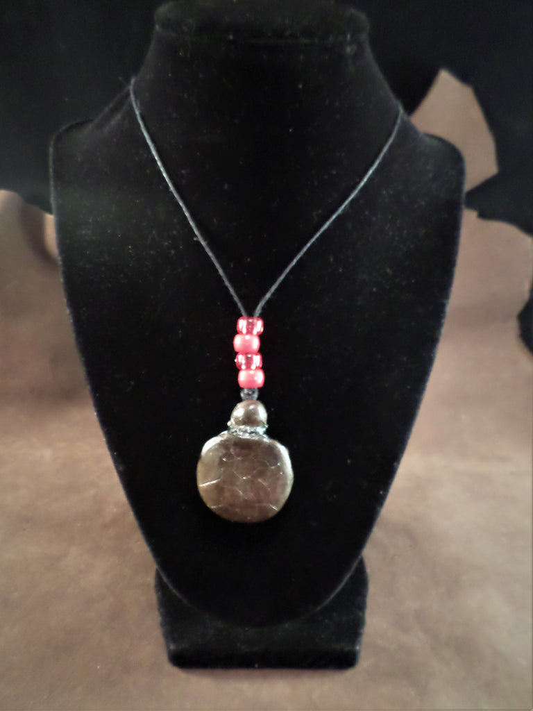 Turtle Necklace by Beckee Garris