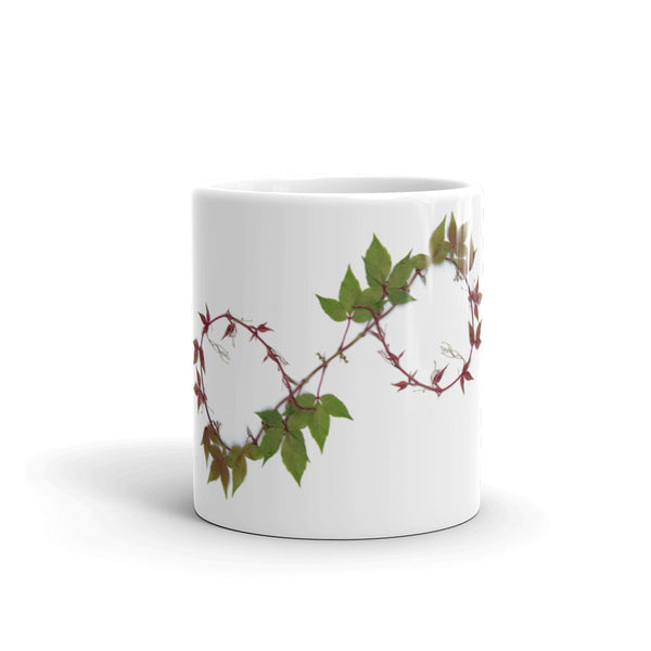 Virginia Creeper Mug - Art by DeLesslin George-Warren