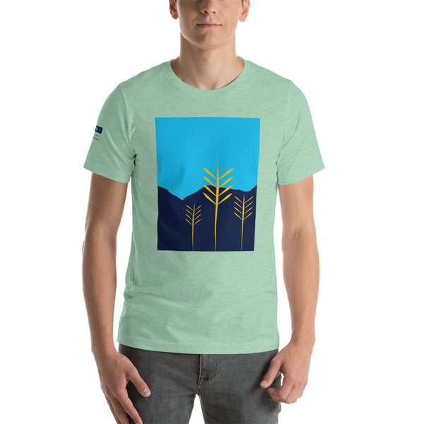 Kus (Corn) Short-Sleeve Unisex T-Shirt - Design by Alex Osborn