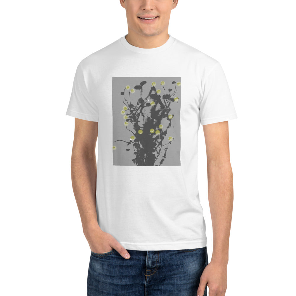 Chamomile (Sustainable T-Shirt) - Art by DeLesslin George-Warren