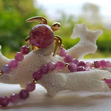 Kuipo Gemstone Bracelet | The Honu Collection by Amy Wakingwolf