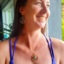 Coral Reef Earrings | The Honu Collection by Amy Wakingwolf