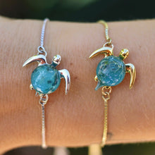Mahalo on Slide Up Bracelet | The Honu Collection by Amy Wakingwolf