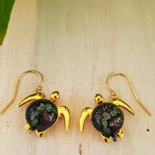 Hana Dangle Earrings | The Honu Collection by Amy Wakingwolf