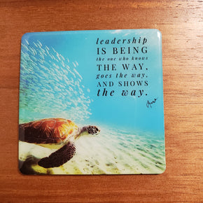 Inspiration - Leadership | The Honu Collection by Amy Wakingwolf