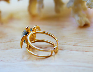 Kuipo Ring | The Honu Collection by Amy Wakingwolf