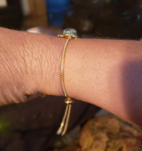 Malama on Slide Up Bracelet | The Honu Collection by Amy Wakingwolf