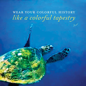 Healing - Tapestry | The Honu Collection by Amy Wakingwolf
