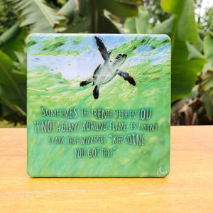Motivation - Tiny Spark | The Honu Collection by Amy Wakingwolf