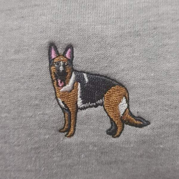 German Shepherd Jumper