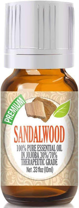 Sandalwood (Nepal)  - 70%/30% Sandalwood - Box of 3