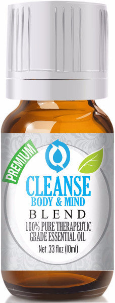 Cleanse Body & Mind Blend - Box of 3