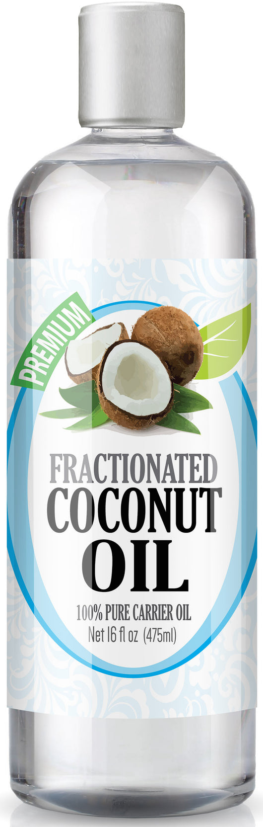 Fractionated Coconut Oil 16oz