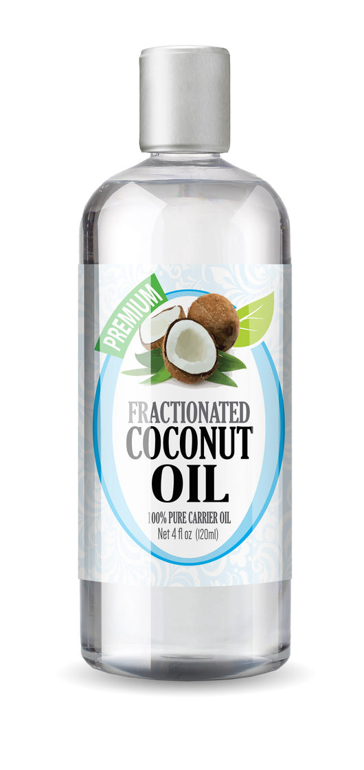 Fractionated Coconut Oil 4oz - Box of 3