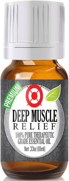 Deep Muscle Relief Blend - Box of 3