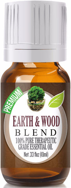 Earth & Wood Blend - Box of 3
