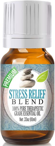 Stress Relief Blend - Box of 3