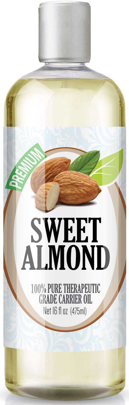 Sweet Almond Oil 16oz