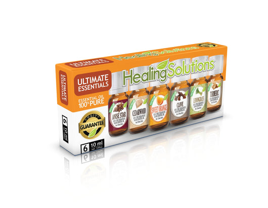 Ultimate Essentials 6 Gift Set
