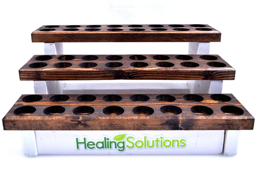Display Rack - Wood 3 Tier