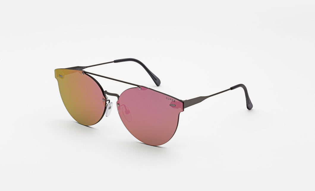 retrosuperfuture mirrored sunglasses