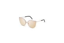 JPLUS gold cateye sunglasses