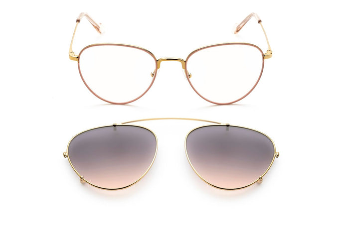 Veronica Sunday Somewhere Optical Clip-on Sunglasses