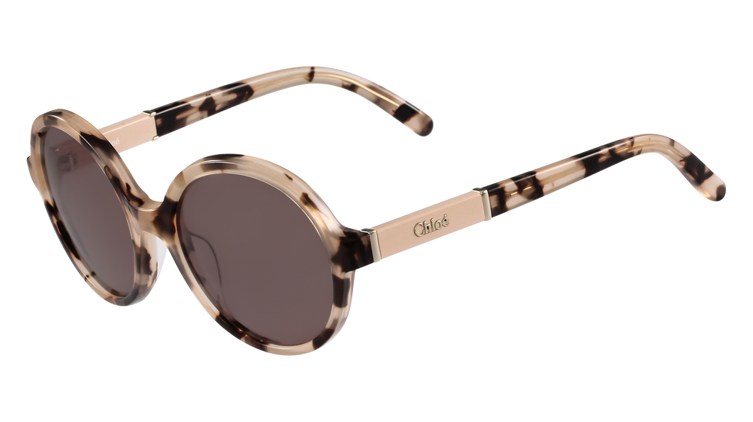 chloe round sunglasses kids