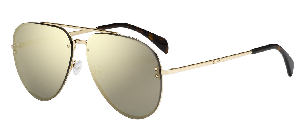 Céline Mirror 41391/S  Color J5G/MV Size 60 Pilot sunglasses trendy designer eyewear best buy fashion online amazing gaze webshop