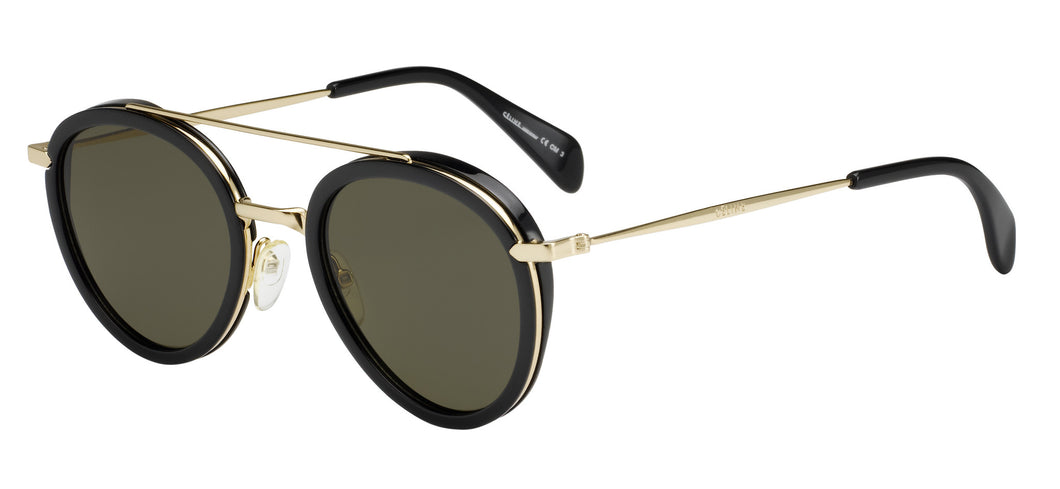 Céline Mia 41424/S  Color ANW/70 Size 49 Black gold sunglasses trendy designer eyewear best buy fashion online amazing gaze webshop