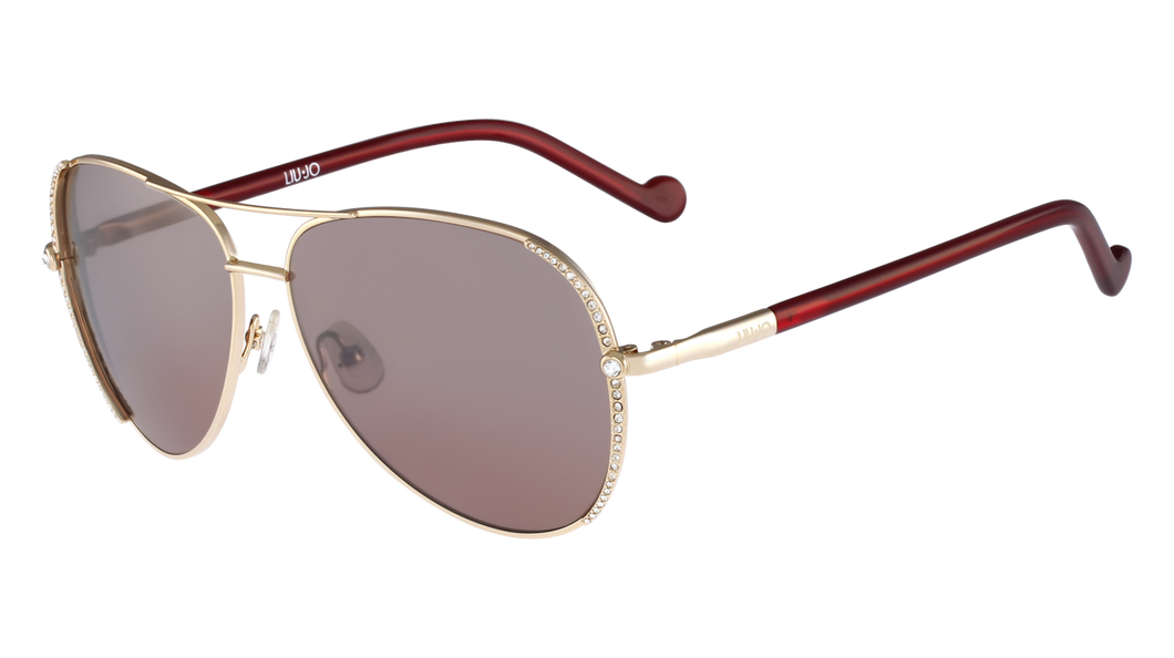 Liu-Jo 26907  Color 721 Size 59/13 diamond sunglasses trendy designer eyewear buy fashion online