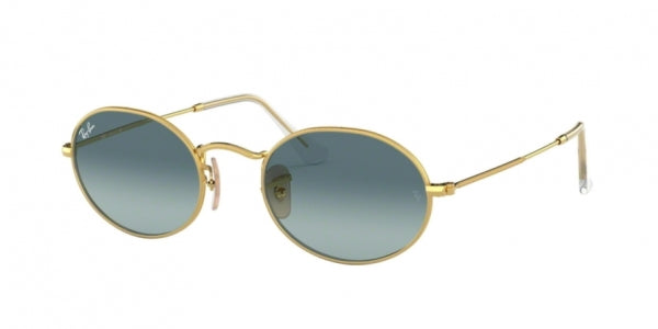 Vintage Oval Ray Ban Sunglasses