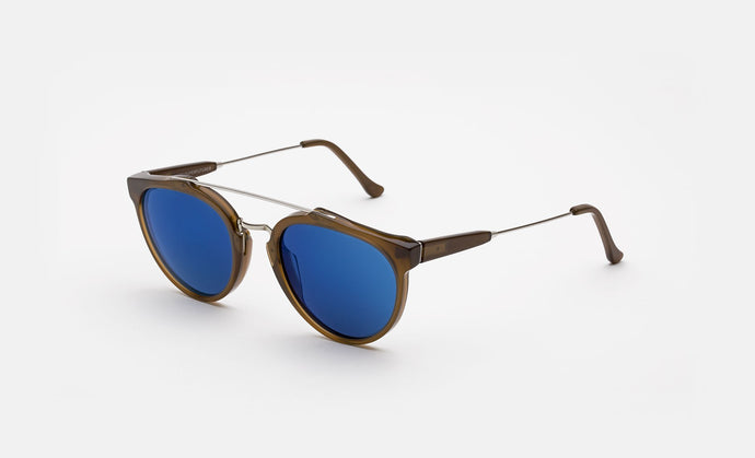retrosuperfuture sunglasses blue lenzen