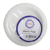 "Disposable 7"" Plate - 100pcs"