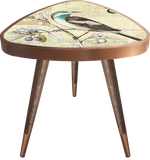 Side Table Triangle Bird