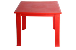Strong Plastic Table