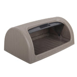 Bread Bin Container Box - Brown