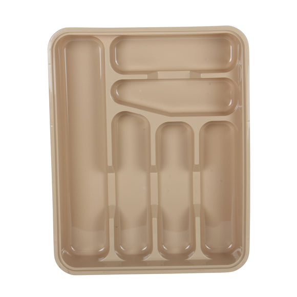 Big Cutlery Tray - 6 Compartment