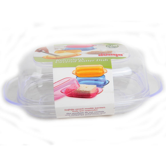 Dunya Plastic Safe Container