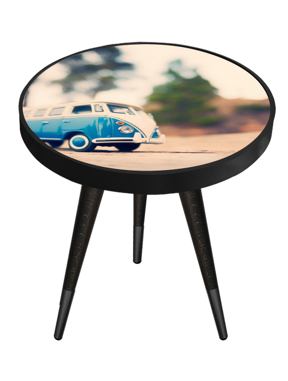 Side Table Round Safari