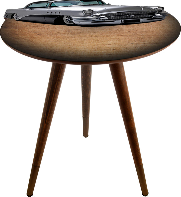 Side Table Free-form Car