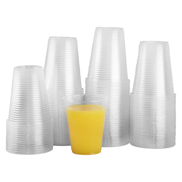 Plastic Disposable Clear Cups