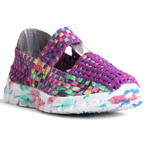 Women Comfort Memory Foam Trainers