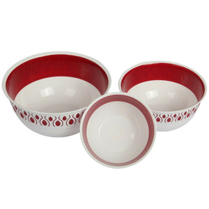 Set of 3 Serving Bowl